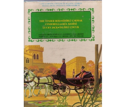 İLKSAHAF&THE TINDER BOX-CINDERELLA-LUCKY JACK