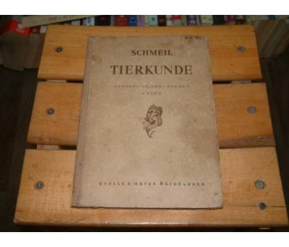 İLKSAHAF&TIERKUNDE-CİLT 2-SCHMEIL-BİTKİLER HAY