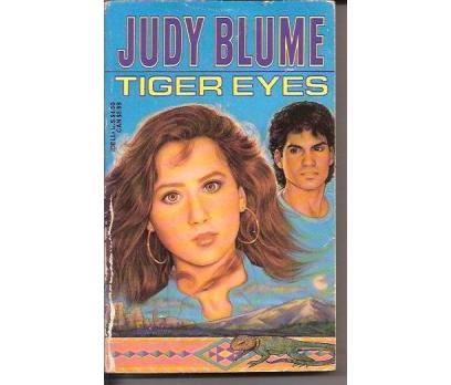 İLKSAHAF&TIGER EYES-JUDY BLUME-İNG-1981