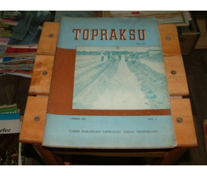 İLKSAHAF&TOPRAK SU DERGİSİ-SAYI 5