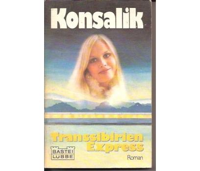 İLKSAHAF&TRANSSIBIRIEN-EXPRESS-H.G.KONSALİK-1974