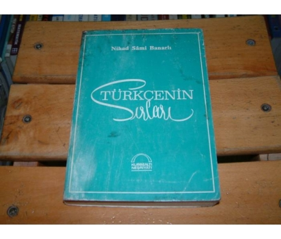 İLKSAHAF&TÜRKÇENİN SIRLARI-NİHAD SAMİ BANARLI