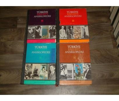 İLKSAHAF&TÜRKİYE ANSİKLOPEDİSİ(1923-1973) 4 CİLT