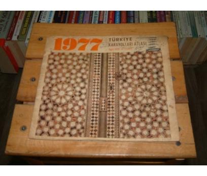 İLKSAHAF&TÜRKİYE KARAYOLLARI ATLASI 1977