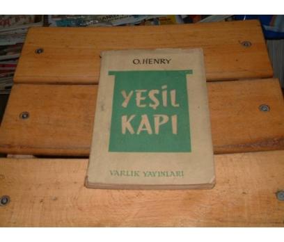 İLKSAHAF&YEŞİL KAPI-O. HENRY