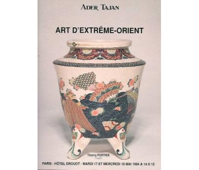 İLKSAHAF@ADER TAJAN ART D'EXTREME-ORIENT