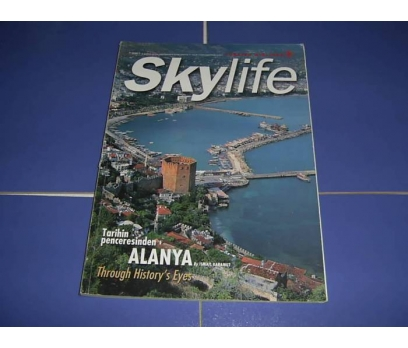 İLKSAHAF@SKYLIFE-ALANYA-SAYI : 7/2001
