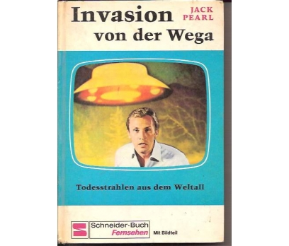 INVASION VON DER WEGA-JACK PEARL-1970