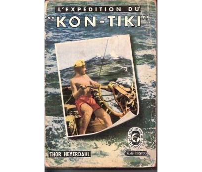 KON-TIKI-THOR HEYERDAHL-1951