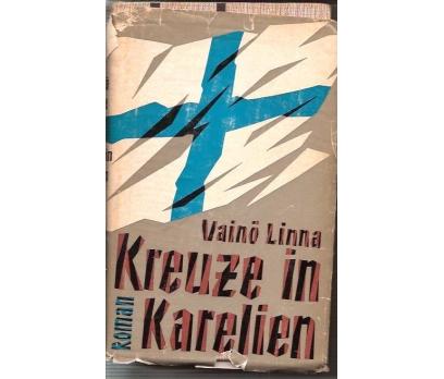 KREUZE IN KARELIEN-VAINÖ LINNA-1955-ALMANCA
