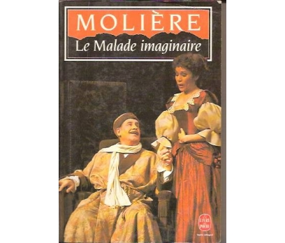 LE MALADE IMAGINAIRE-MOLIERE-1986