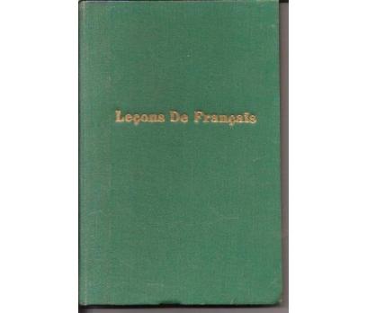 LEÇONS DE FRANCAİS-1932-S.ALGE ET W. RIPMAN