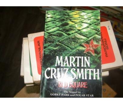RED SQUARE-MARTIN CRUZ SMITH-1992