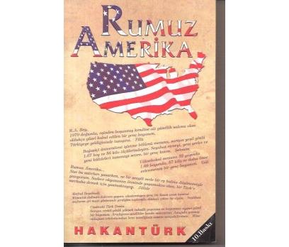 RUMUZ AMERİKA-HAKAN TÜRK-2002