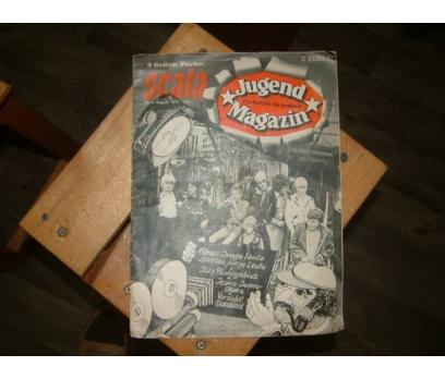 SCALA DERGİSİ-JUGEND MAGAZIN-1979-ALMANCA