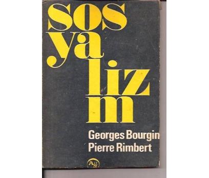 SOSYALİZM-GEORGES BOURGIN-PIERRE RIMBERT-1968