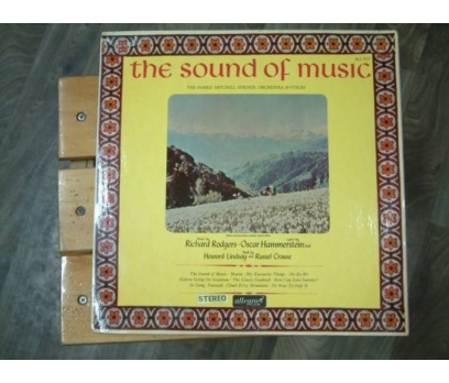 THE SOUND MUSIC-RODGERS-HAMMERSTEIN 2-WILLIAMSON 1 2x