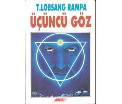 ÜÇÜNCÜ GÖZ-T.LOBSANG RAMPA-1991