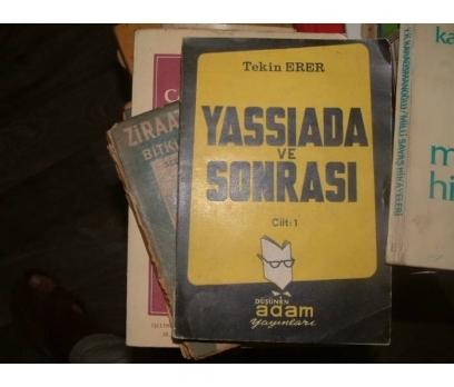 YASSIADA VE SONRASI CİLT 1-TEKİN ERER-1964