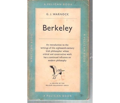 BERKELEY-G.J. WARNOCK-1953