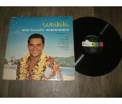 İLKS&WAİKİKİ-ED KAMANALOHA KENNEY- LP