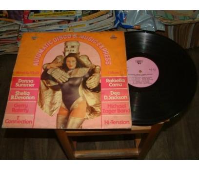 İLKSAHAF&AUTOMATIC DISCO&MUSIC EXPRESS-LP