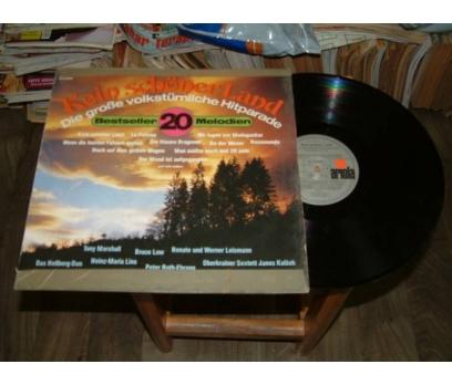 İLKSAHAF&KEIN SCHÖNER LAND-LP PLAK