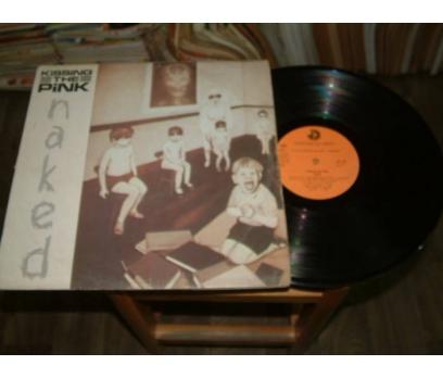 İLKSAHAF&KISSING THE PING-NAKAD-LP PLAK