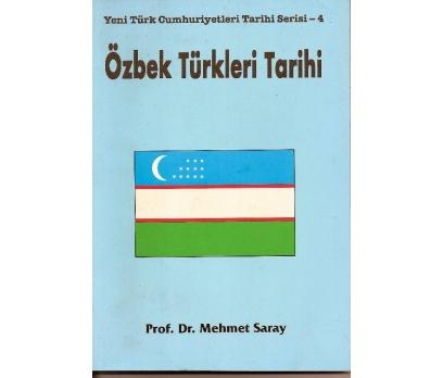 İLKSAHAF<P>ÖZBEK TÜRKLERİ TARİHİ<P>PRO