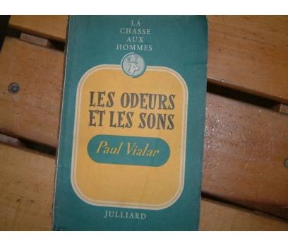 LES ODEURS ET LES SONS-PAUL VIALAR-1952