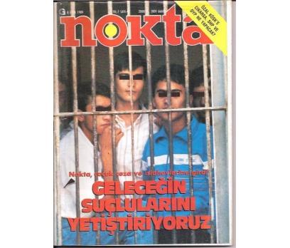 NOKTA DERGİSİ-S:40-1989-GELECEĞİN SUÇLULARINI YE