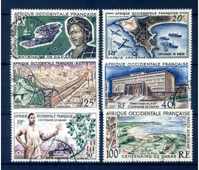 AFR.OCC.FRANSA DAMGALI 1958 GEMİLER TAM S.(230814)