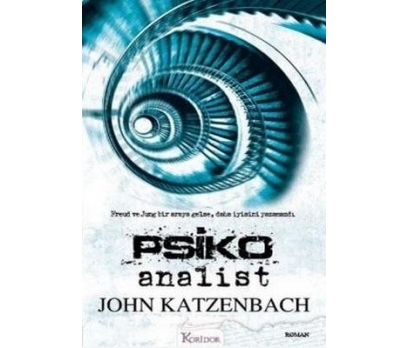PSİKO ANALİST - JOHN KATZENBACH