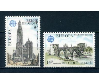 BELÇİKA ** 1978 EUROPA CEPT SÜPER (020914)