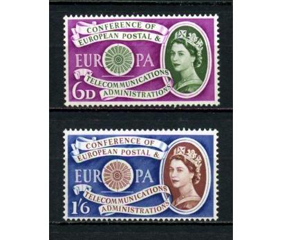 İNGİLTERE * 1960 EUROPA CEPT SÜPER(030914)
