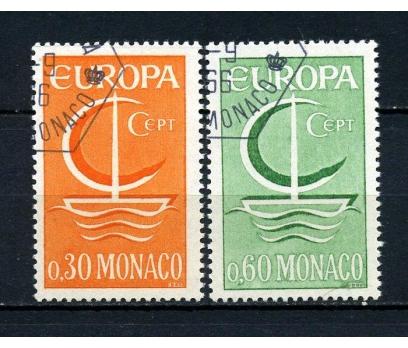 MONAKO İGD 1966 EUROPA CEPT TAM SERİ (080914)