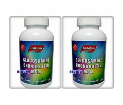 Trunature Glucosamine Chondroitin MSM 300 Tab. 2 K