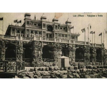 CENOVA ** 1908 İTALYA  PG KARTPOSTAL (130914)