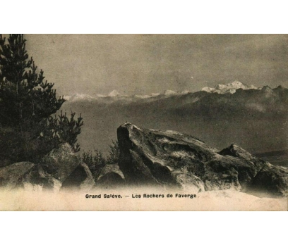 GR.SALEVE ** 1911 FRANSA POS.GEÇMİŞ KARTP.(130914)