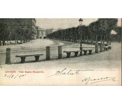 LİVORNO  ** 1905 İTALYA PG KARTPOSTAL (130914)