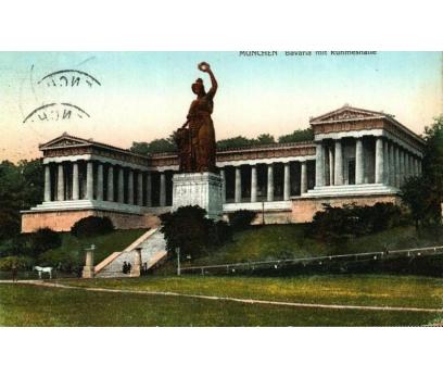 MÜNİH 1908 BAYERN  P.G. KARTPOSTAL (130914)