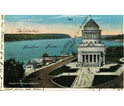 NEW YORK  ** 1916  ABD PG KARTPOSTAL (130914)