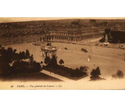 PARİS** 1907 FRANSA POS.GEÇMİŞ KARTPOSTAL (130914)