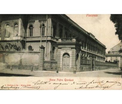 PİACENZA  ** 1905 İTALYA PG KARTPOSTAL (130914)