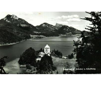 SALZBURG ** 1954 AVUSTURYA  PG KARTPOSTAL (130914)
