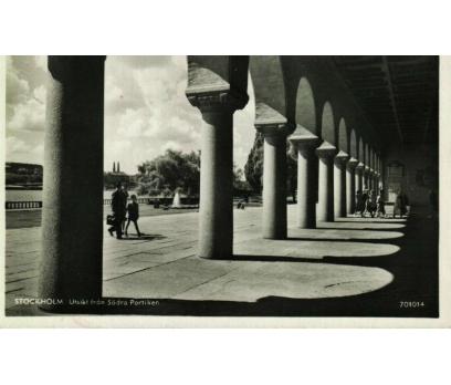 STOCKHOLM ** 1954 İSVEÇ  PG KARTPOSTAL (130914)