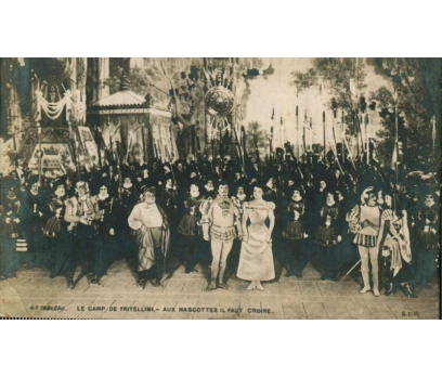 TABLO **1902 FRANSA P.G.İSTANBUL'A KP(180914)