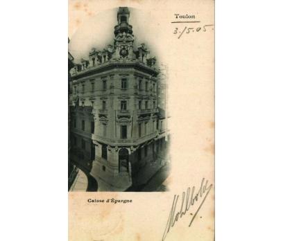 TOULON ** 1905 FRANSA  PG KARTPOSTAL (130914)