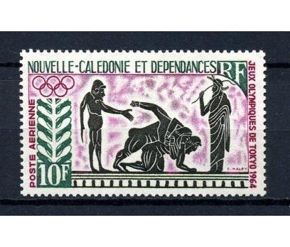 Y.KALEDONYA ** 1964 OLİMPİYATLAR TAM SERİ (200914)