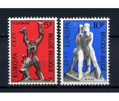 BELÇİKA ** 1974 EUROPA CEPT TAM SERİ(290914)